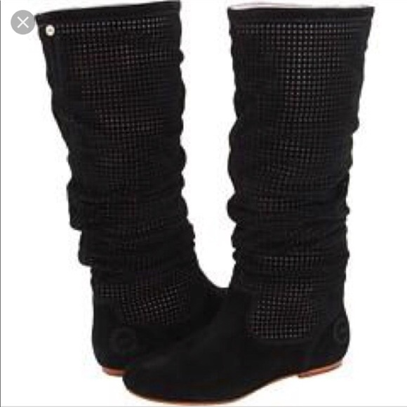 3cc3f975e16 Ugg Abilene boots 6.5 suede